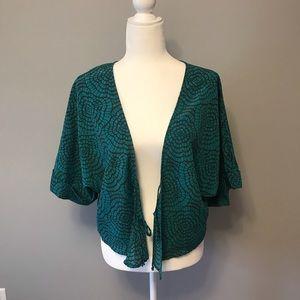 Tops - Adorable Green Kimono 👘